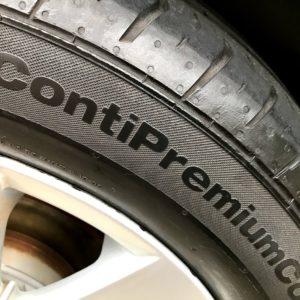 タイヤの空気圧は忘れた頃に減っている